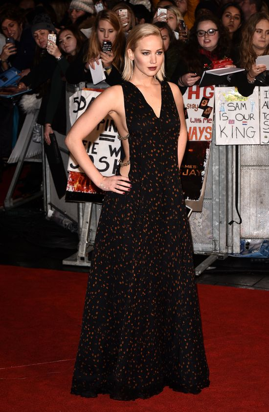 Jennifer Lawrence otworzyła się i opowiedziała o chłopaku