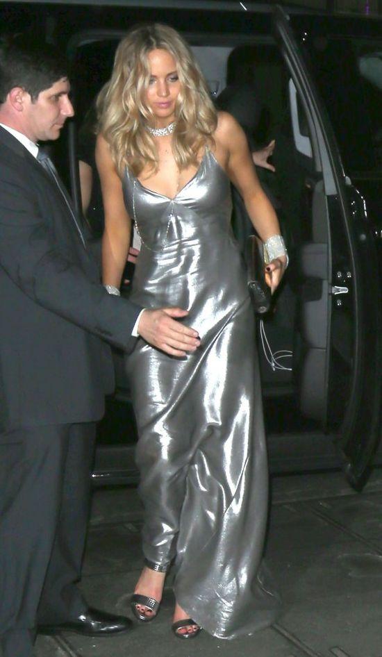 Jennifer Lawrence i Chris Martin w�a�nie nas nabrali?