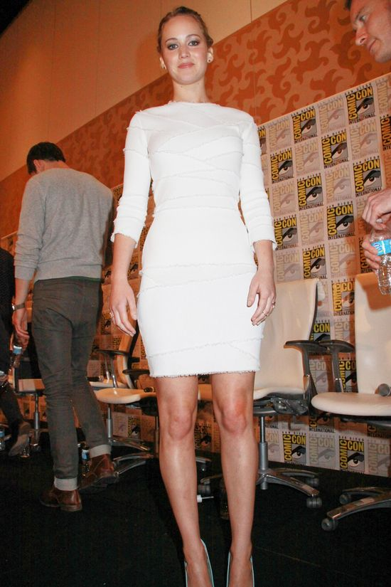 58-letnia Kris Jenner kontra 23-letnia Jennifer Lawrence