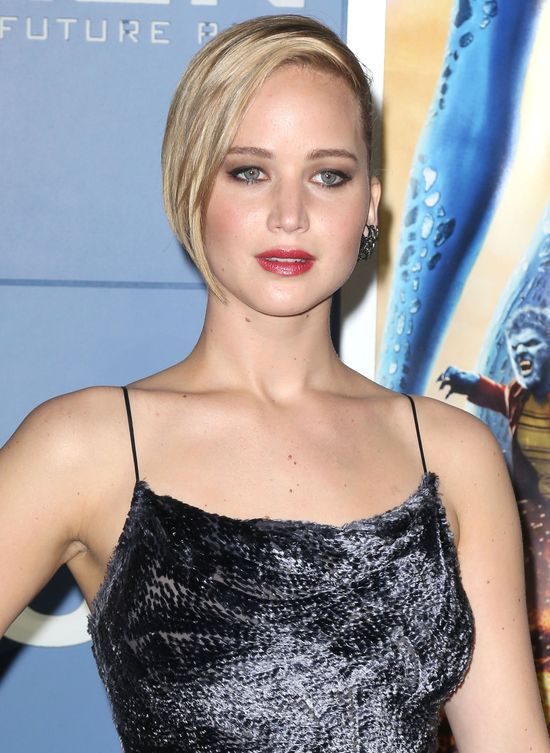 Jennifer Lawrence nie do poznania! (FOTO)