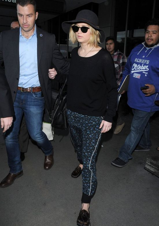 Jennifer Lawrence chudnie, bo... (FOTO)