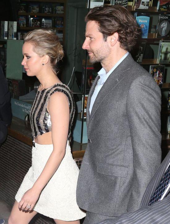 Jennifer Lawrence i Bradley Cooper par�? (FOTO)