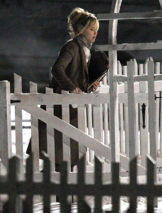 Co powiecie na Jennifer Lawrence w grzywce? (FOTO)