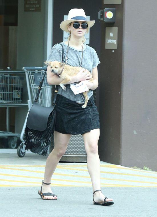 Jennifer Lawrence przesadziła z siłownią? (FOTO)