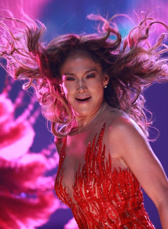 Gorący show Jennifer Lopez w Szanghaju (FOTO)