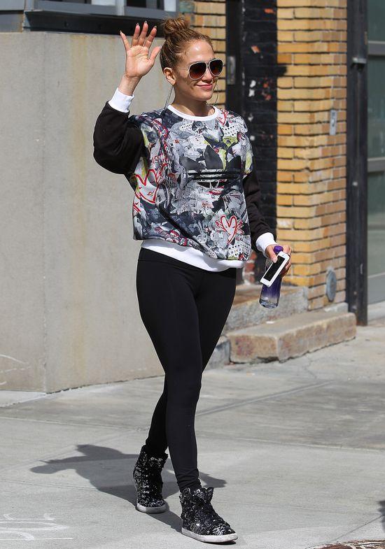 Jennifer Lopez pokazała swoje niezawodne wabiki (FOTO)
