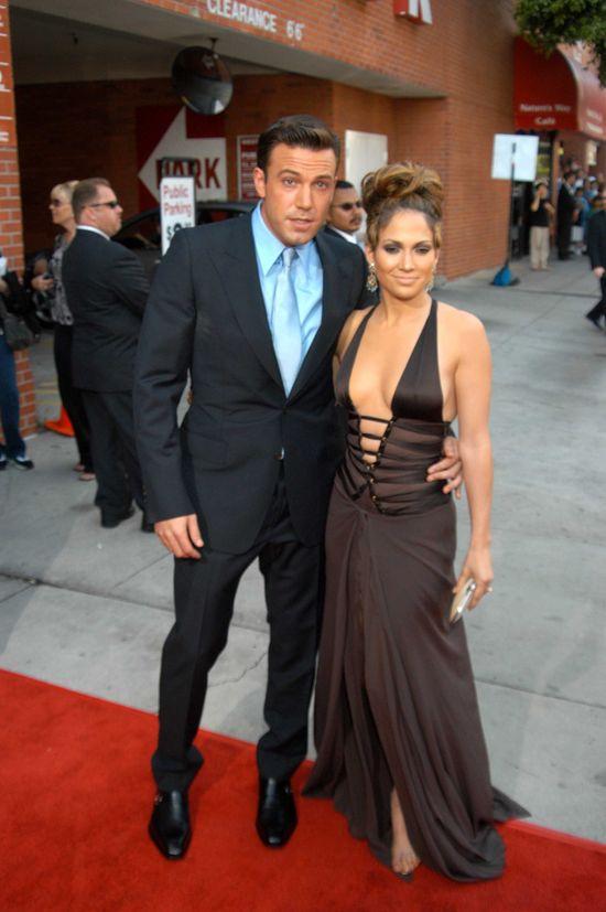 Jennifer Lopez zosta�a zapytana o tatua�e Bena Afflecka