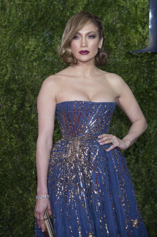 Nie do wiary! Jennifer Lopez nie założyła siatki na imprezę!