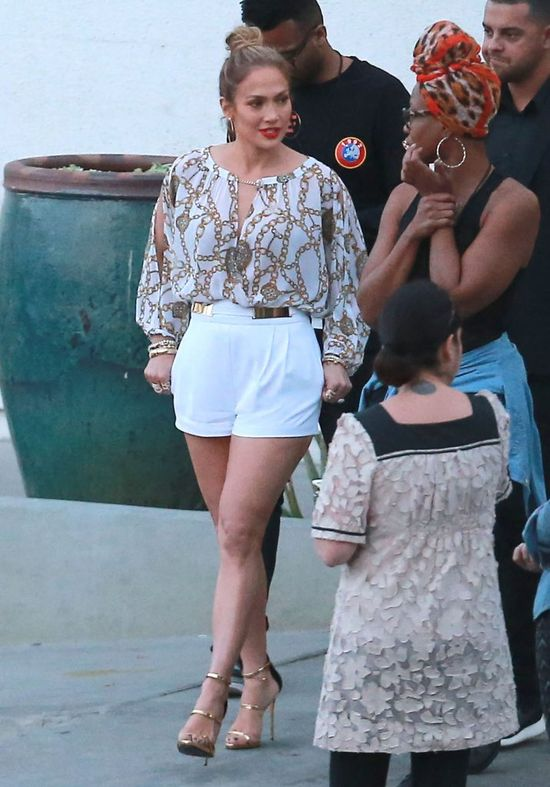 Jennifer Lopez o statusie swojego związku (FOTO)