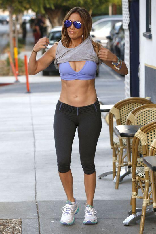 Jennifer Lopez zdradziła sekret swojego brzucha