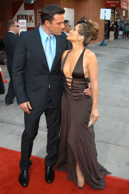 Jennifer Lopez została zapytana o tatuaże Bena Afflecka