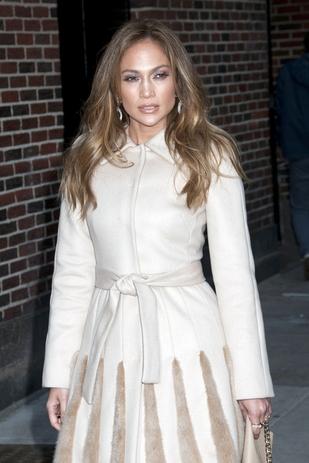 Jennifer Lopez publicznie z Casperem Smartem (FOTO)