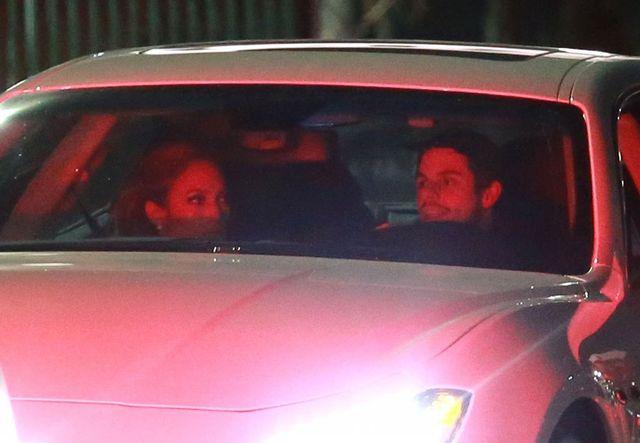 Jennifer Lopez ca�uje by�ego ch�opaka!