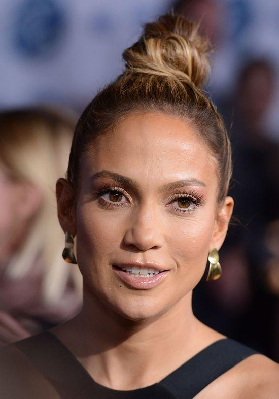 Jennifer Lopez rozgrzewa imprezę (FOTO)