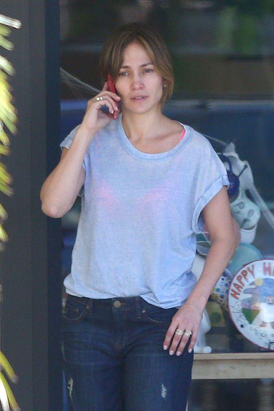 Niewyspana, zmęczona, zapłakana? Co sie stało Jennifer Lopez