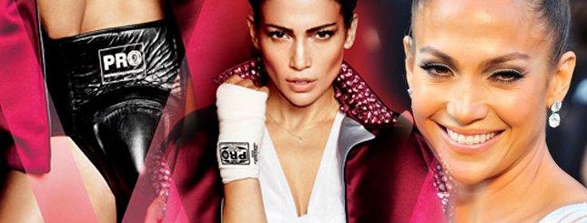 Jennifer Lopez jako bokser (FOTO)