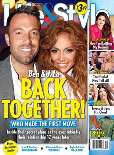 Koleżanka JLo sprzedała prasie informacje o jej romansie z Affleckiem