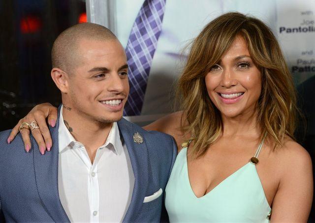 Takiego zachowania Caspera Smarta nie przewidziała Jennifer Lopez