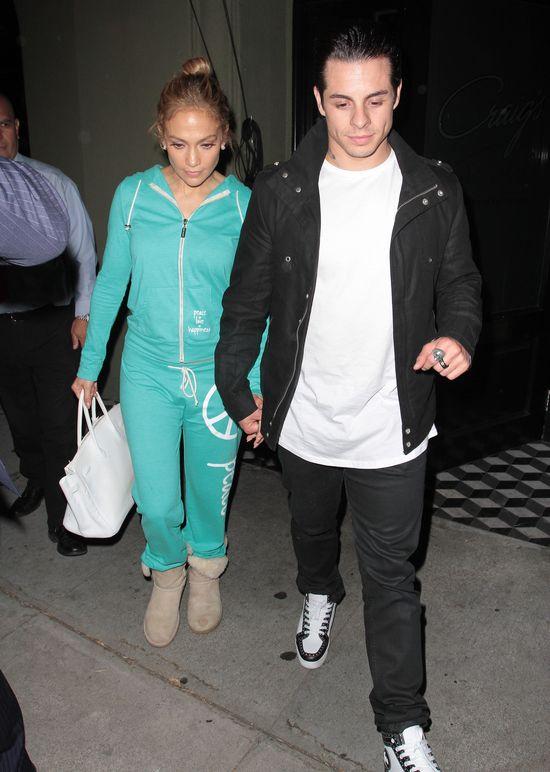 Casper Smart ZDRADZIŁ Jennifer Lopez z transseksualistą?!