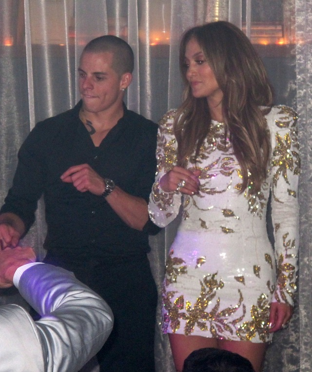 Jennifer Lopez chce wyjść za Caspera Smarta