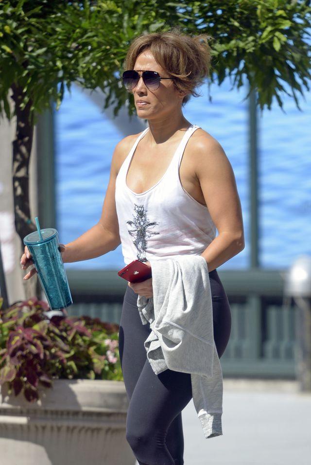 O tym geście Jennifer Lopez pisze dziś cały świat