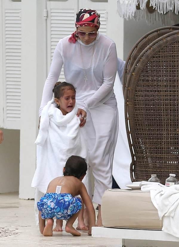 Jennifer Lopez opowiada o swoich zwyczajach z dziećmi