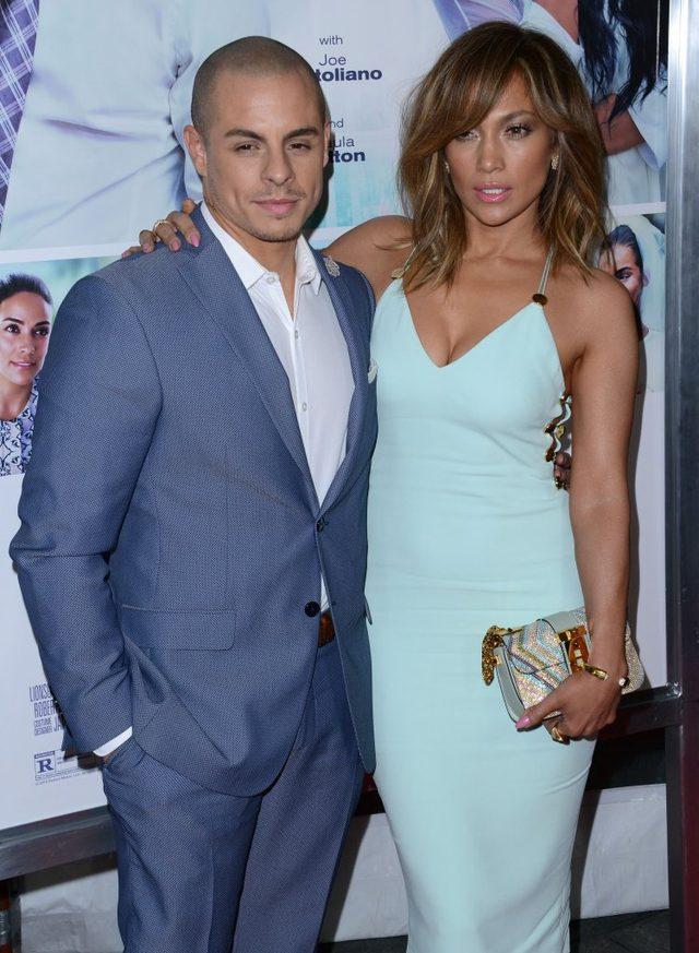 Jennifer Lopez i Casper Smart ROZSTALI się