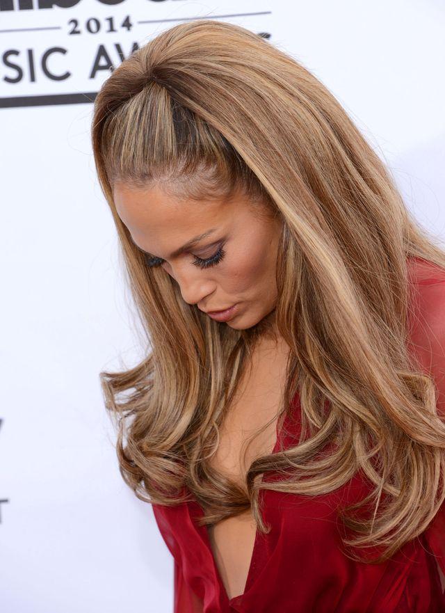 Jennifer Lopez zdjęła doczepy! (FOTO)