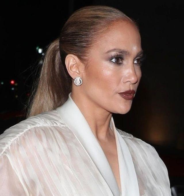 Tymczasem na Insta Jennifer Lopez dyskusja na temat NIETYPOWEJ części ciała
