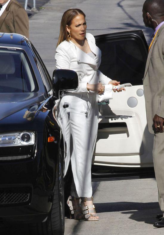 Jennifer Lopez znowu si� nie popisa�a? (FOTO)