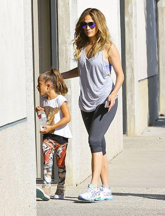Jennifer Lopez chce, by jej dzieci były geniuszami (FOTO)
