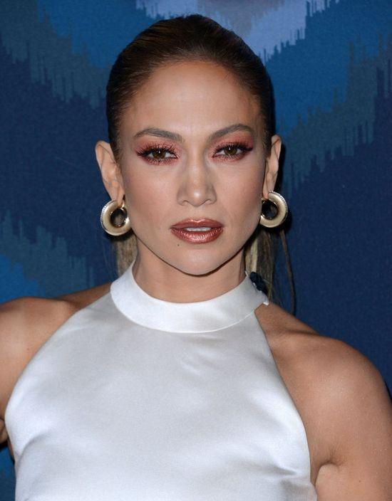 Jennifer Lopez pokazała się bez makijażu (FOTO)