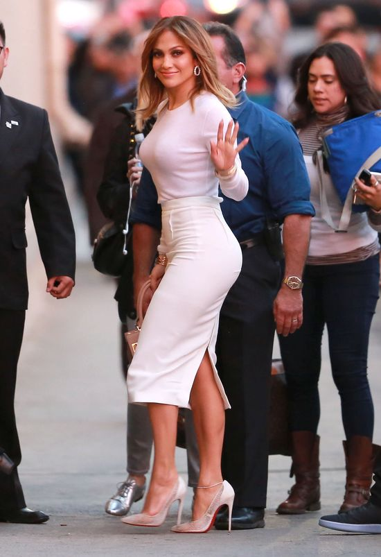 Kto� wreszcie u�wiadomi� TO Jennifer Lopez (FOTO)