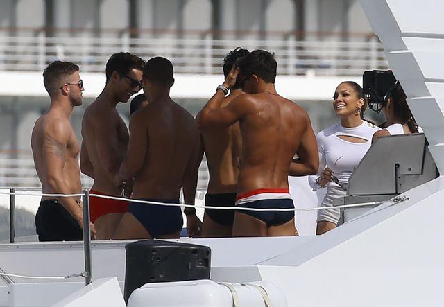 Jennifer Lopez gor�ca do granic mo�liwo�ci (FOTO)