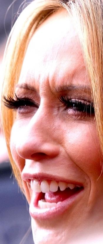 Pudrowa maska postarza Jennifer Love-Hewitt (FOTO)