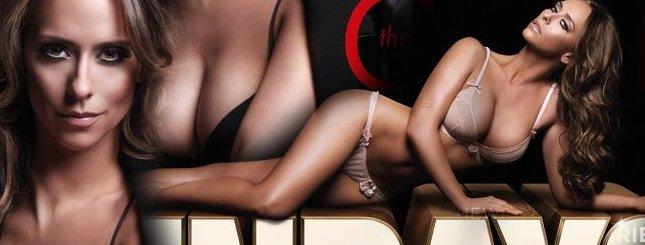 Seksowna Jennifer Love-Hewitt promuje serial
