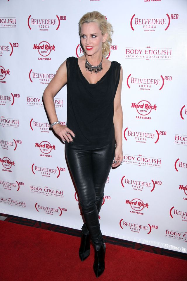 Jenny McCarthy zachwala dietę zupową