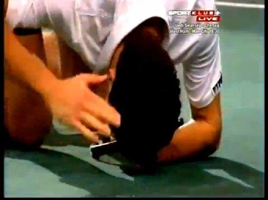 Jerzy Janowicz: Płaczę po każdym meczu [VIDEO]