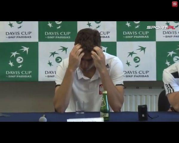 Jerzy Janowicz powinien się uczyć od Nadala i Federera?