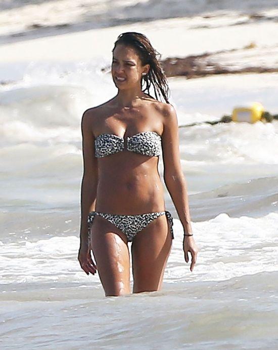 Jessica Alba przeszła na dietę? (FOTO)