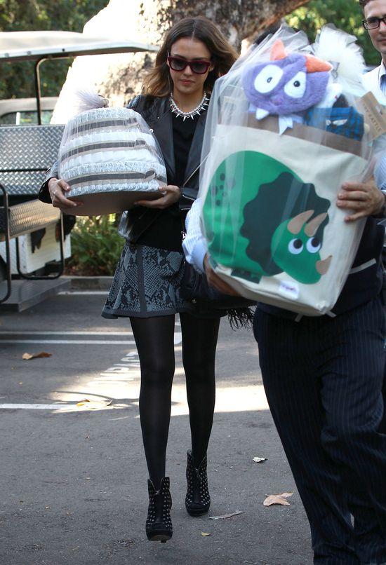 Kto przybył na baby shower Gwen Stefani? (FOTO)