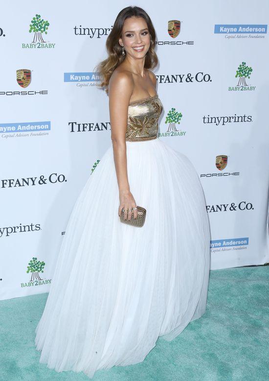 Jessica Alba cierpi dla piękna (FOTO)