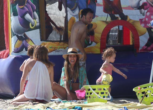 Rodzinne wakacje Jessiki Alby (FOTO)