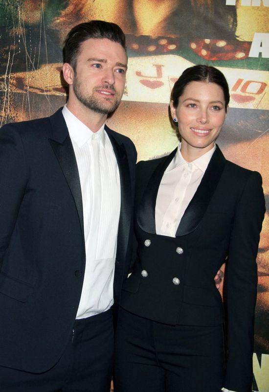 Justin Timberlake kupił Jessice prezent z okazji porodu!