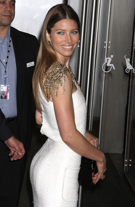Jessica Biel jednak w ciąży? (FOTO)
