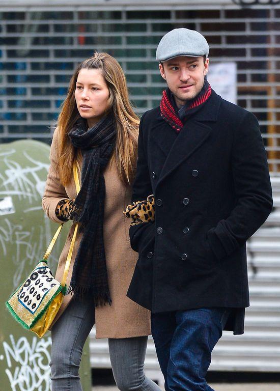 Państwo Timberlake komentują doniesienia o ciąży Jessiki