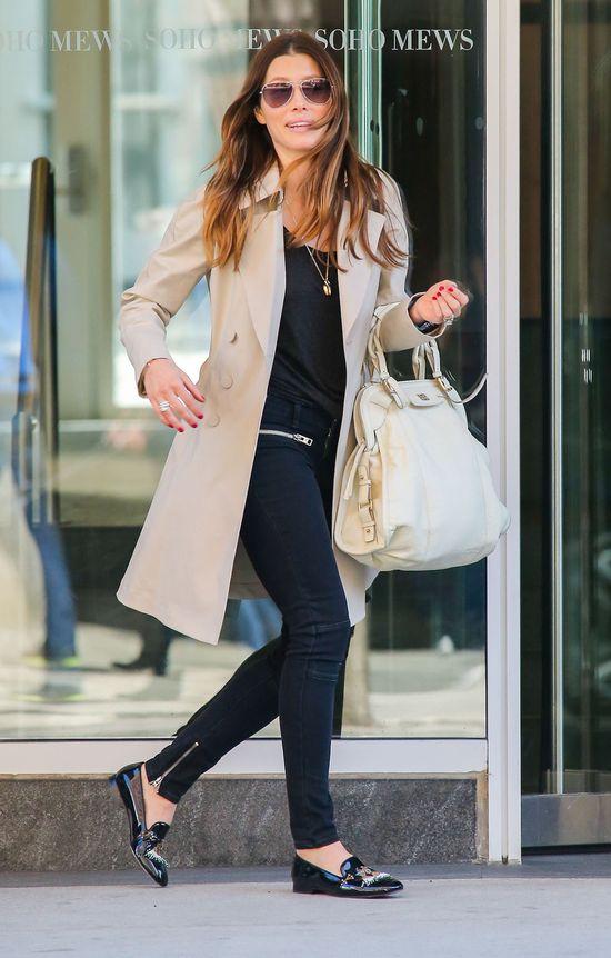 Co Jessica Biel uważa o podróżowaniu w piżamie?
