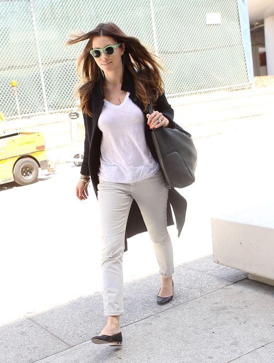 W którym miesiącu ciąży jest Jessica Biel?