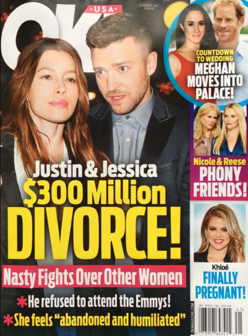 Jessica Biel pół roku czuła się w TEN sposób. Później zażądała rozwodu