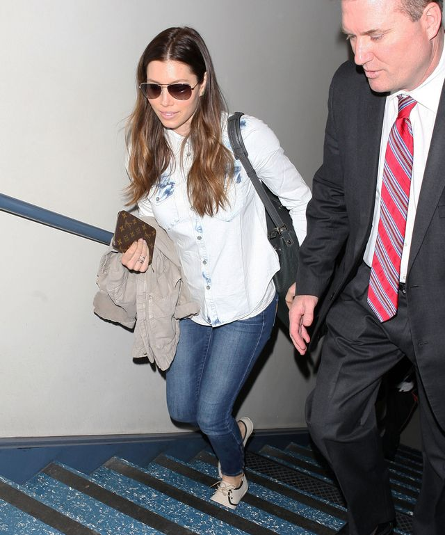 Jessica Biel nie chce mie� dzieci z Timberlake'iem?